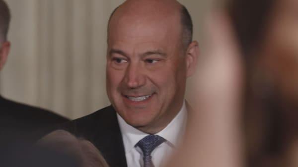 Cohn, Wells Fargo Deny NY Post Report