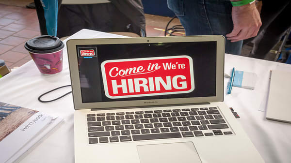 Jobless claims fall to lowest since 1969