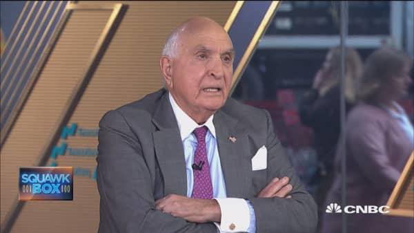 Ken Langone: We are the great nation on earth and will always will be