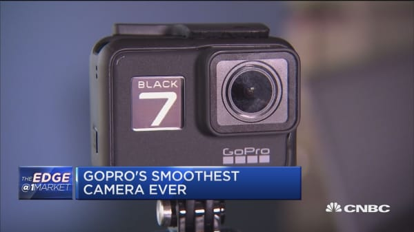 GoPro CEO: Taking company private not current strategy