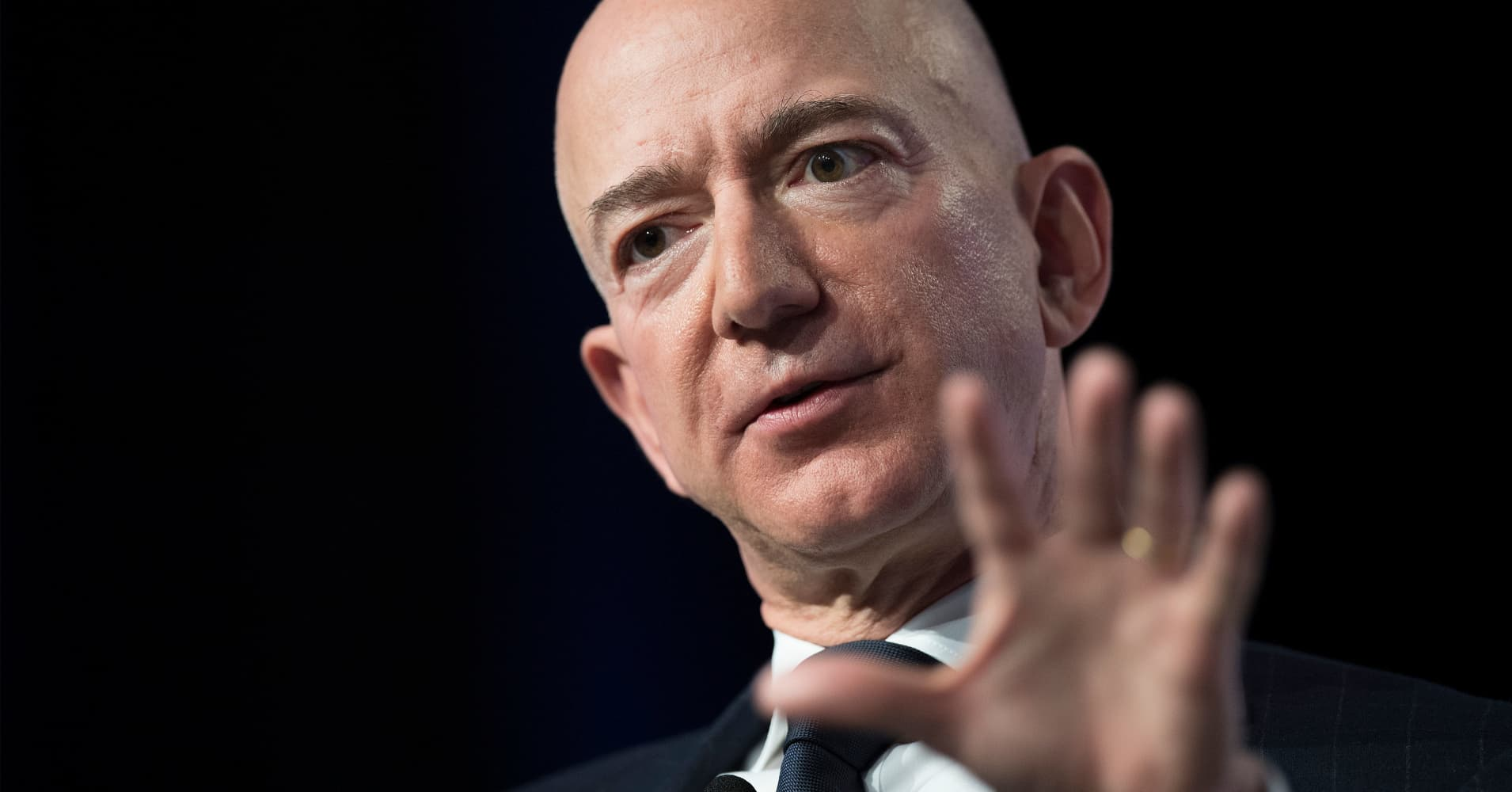 Saudi Arabia denies involvement in leak of Jeff Bezos' messages to the National Enquirer