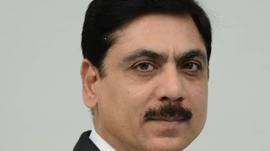 Raj Ahuja, Chief Financial Officer Yes Bank