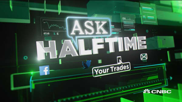 Buy Nvidia's dip? More gains ahead for Northrop? These questions and more in #AskHalftime