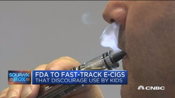 Teen use of e-cigs has risen 75 percent in a year: WSJ