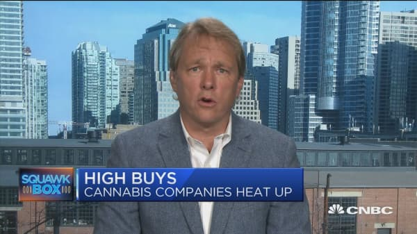 Canopy Growth CEO on Tilray, company growth and the future of the cannabis industry