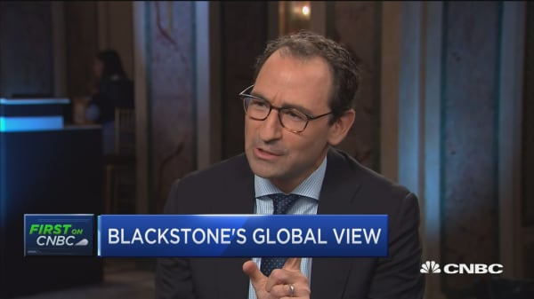 Blackstone president: Trade issues between US and China will be eventually resolved, though it may take some time
