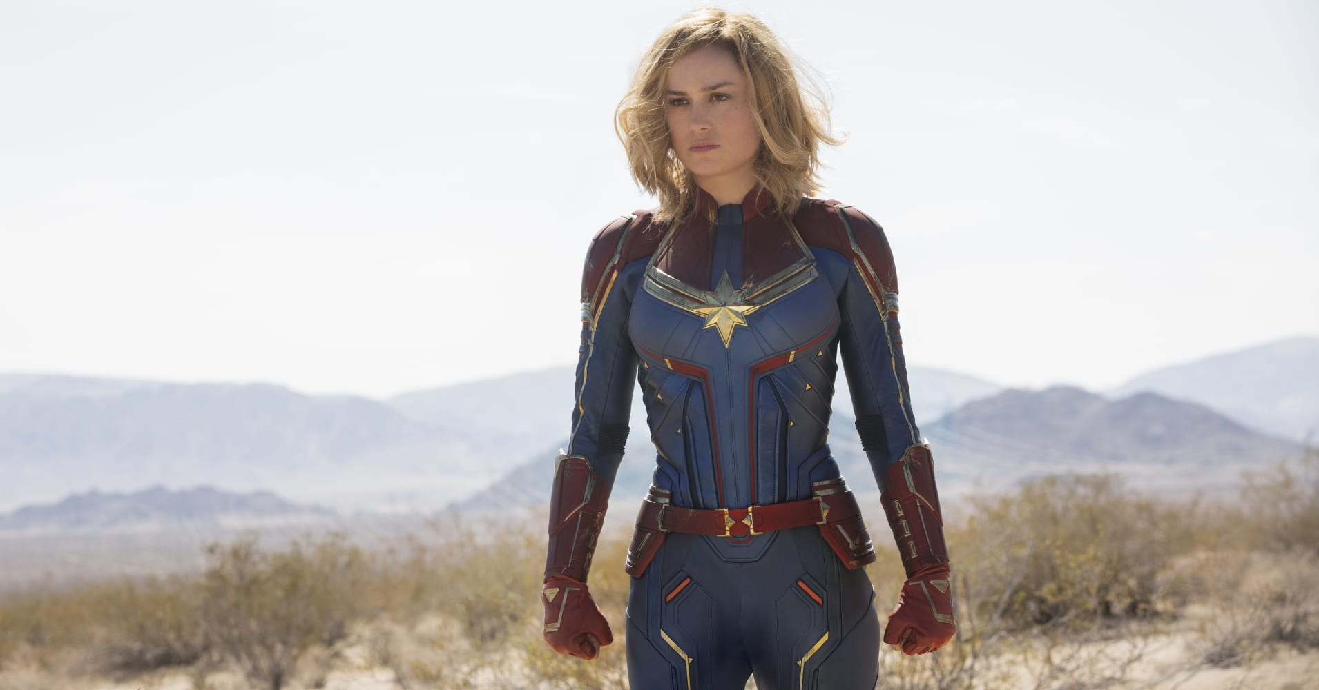 'Captain Marvel' presale tickets have already outpaced those of 'Wonder Woman'
