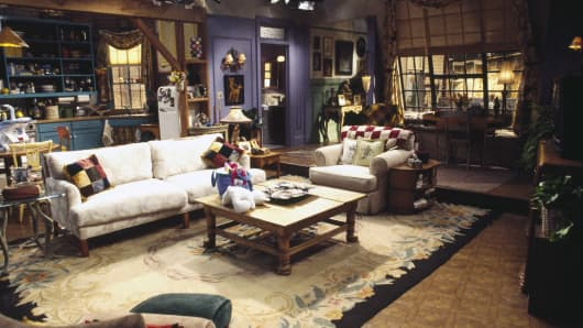 Friends Debut Anniversary How Much Is Monica S Apartment Worth Now