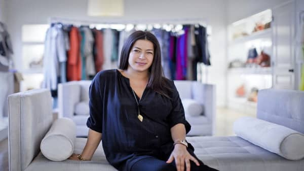 Rebecca Minkoff dressing rooms decked out with new technology
