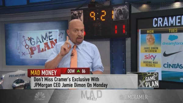 Cramer's game plan: Internalizing tariffs and getting ahead of good quarters