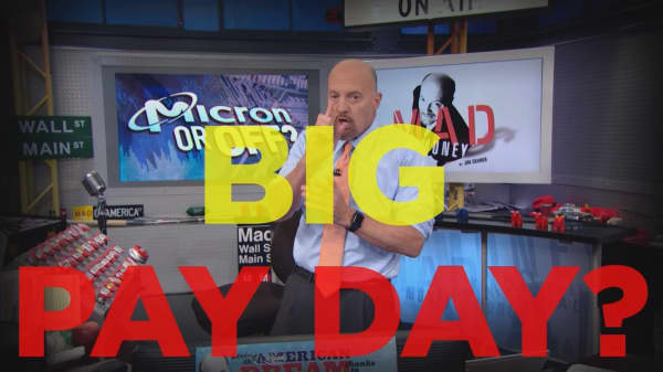 Cramer Remix: These two factors could be enormous for Micron