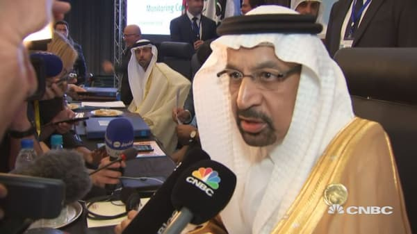 Trump's claim OPEC boosting prices not true, Saudi oil minister says