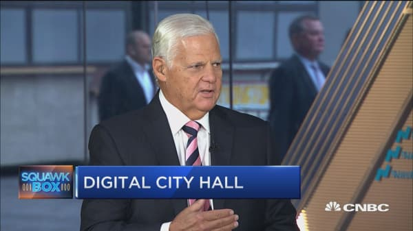 Here's how one tech venture is trying to digitize city hall