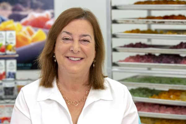 Nancy Whiteman is co-founder and CEO of Wana Brands, a manufacturer of cannabis-infused edibles based in Boulder, Colorado.