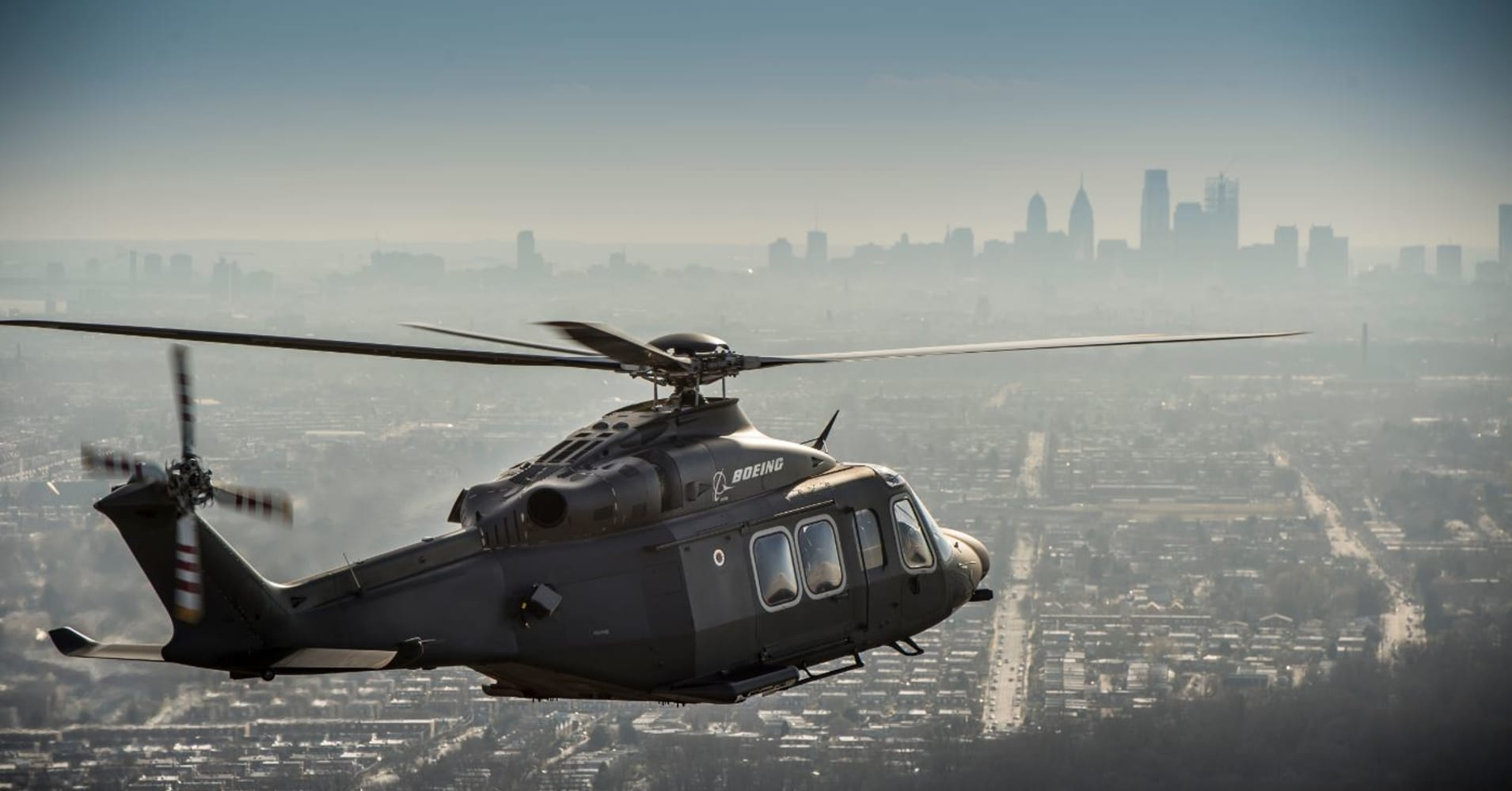 Air Force is close to picking a replacement for iconic Huey choppers that guard America's nukes