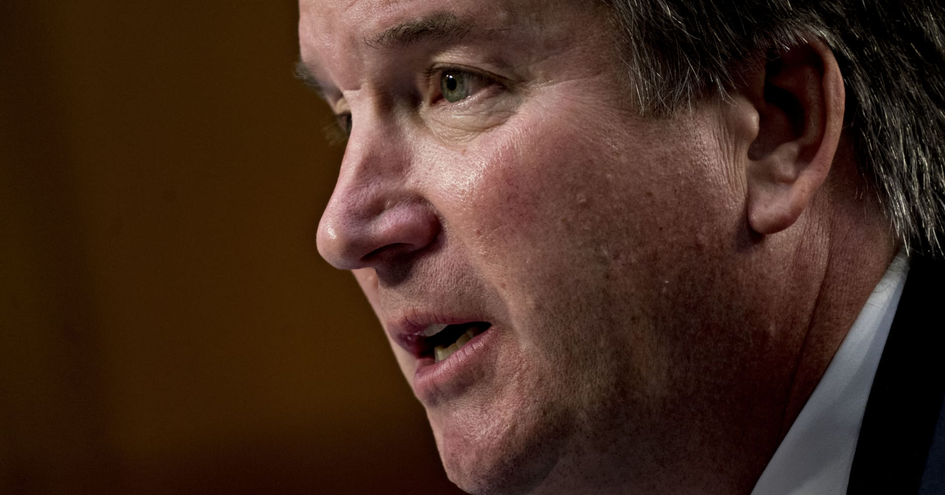 Kavanaugh vows 'last-minute character assassination' will not force him to withdraw