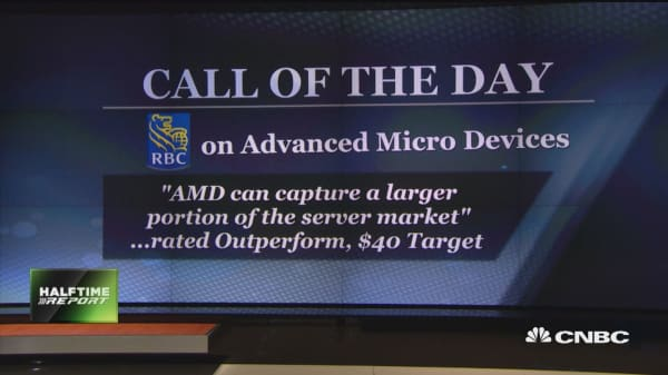AMD on course for best quarter since early 1990s