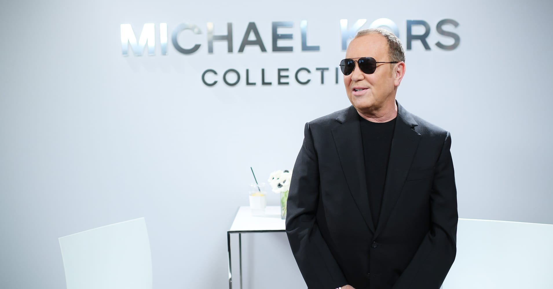 48d14072aa Michael Kors to buy Versace and change name to Capri Holdings