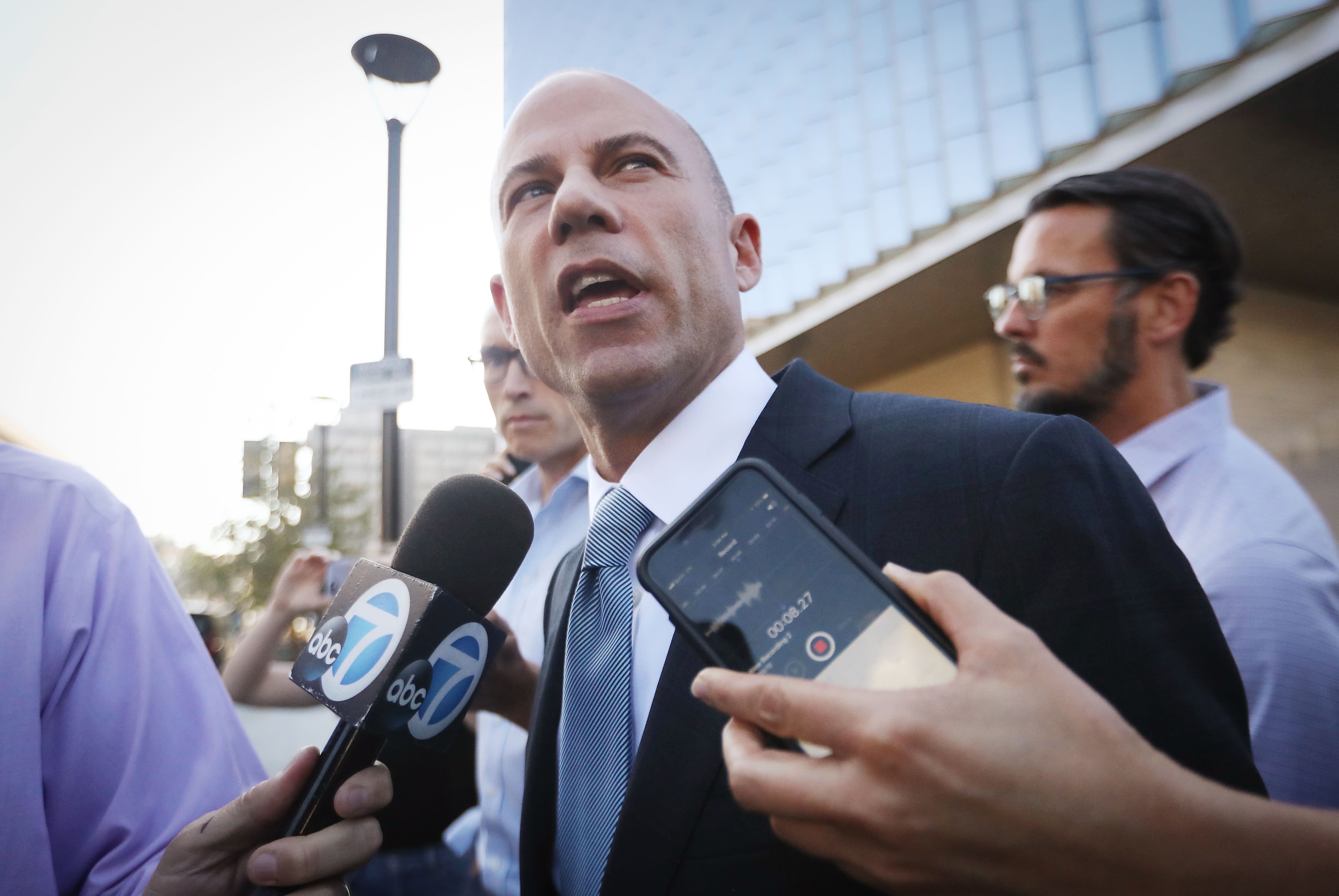 pictures Witness to alleged Kavanaugh misconduct says Avenatti twisted her words