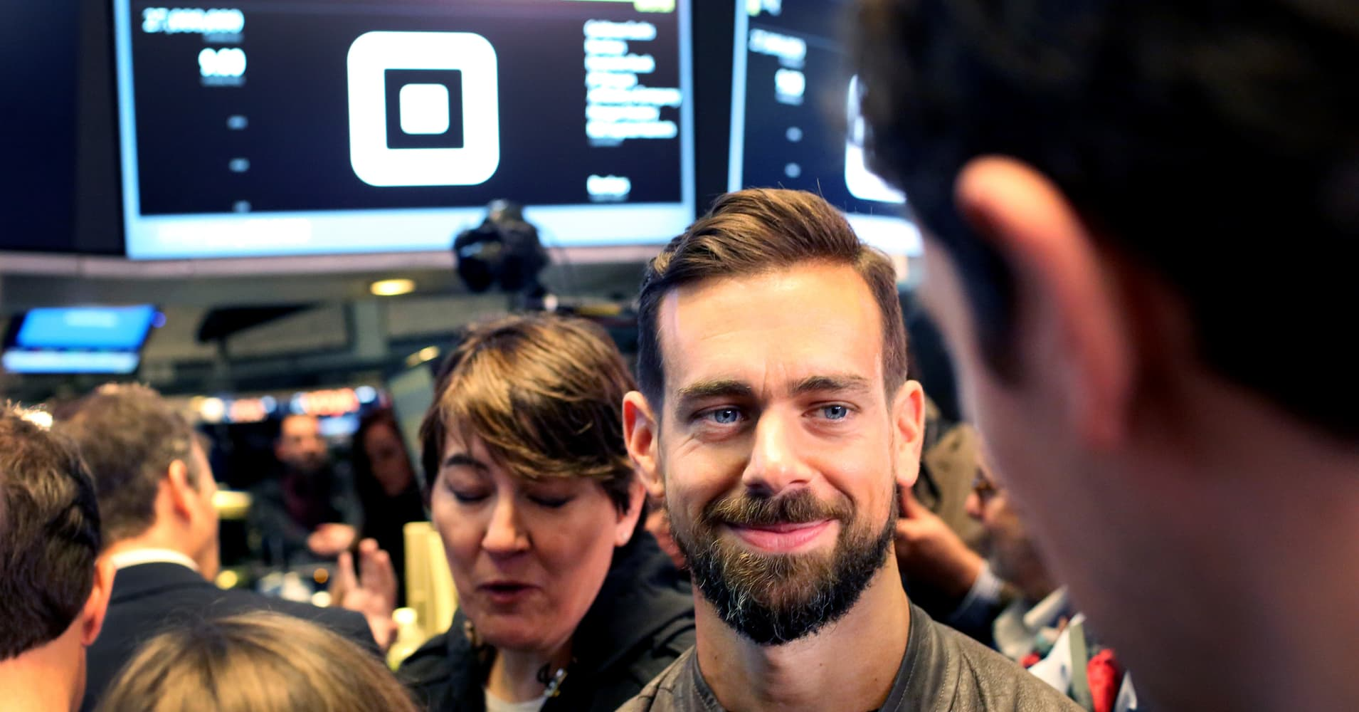 'Allow yourself to fail in public:' Read what Jack Dorsey told Square's CFO as she took another job