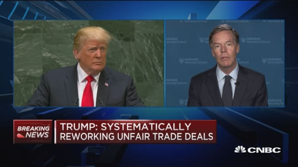 Fmr. NATO ambassador: Trump is not seeking to lead the world, he's campaigning against it
