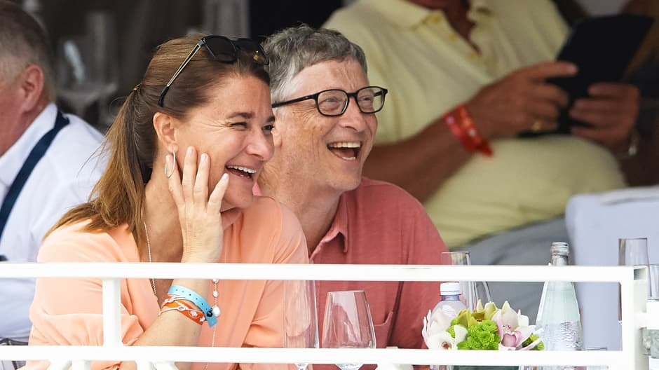 Billionaires Bill and Melinda Gates play this 'crazy' game to unwind