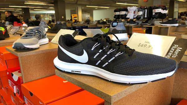Trading Nation: Nike rallies into earnings