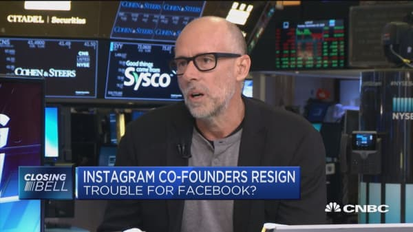 When a company like Instagram is acquired, it's a matter of time before the founder leaves: Expert