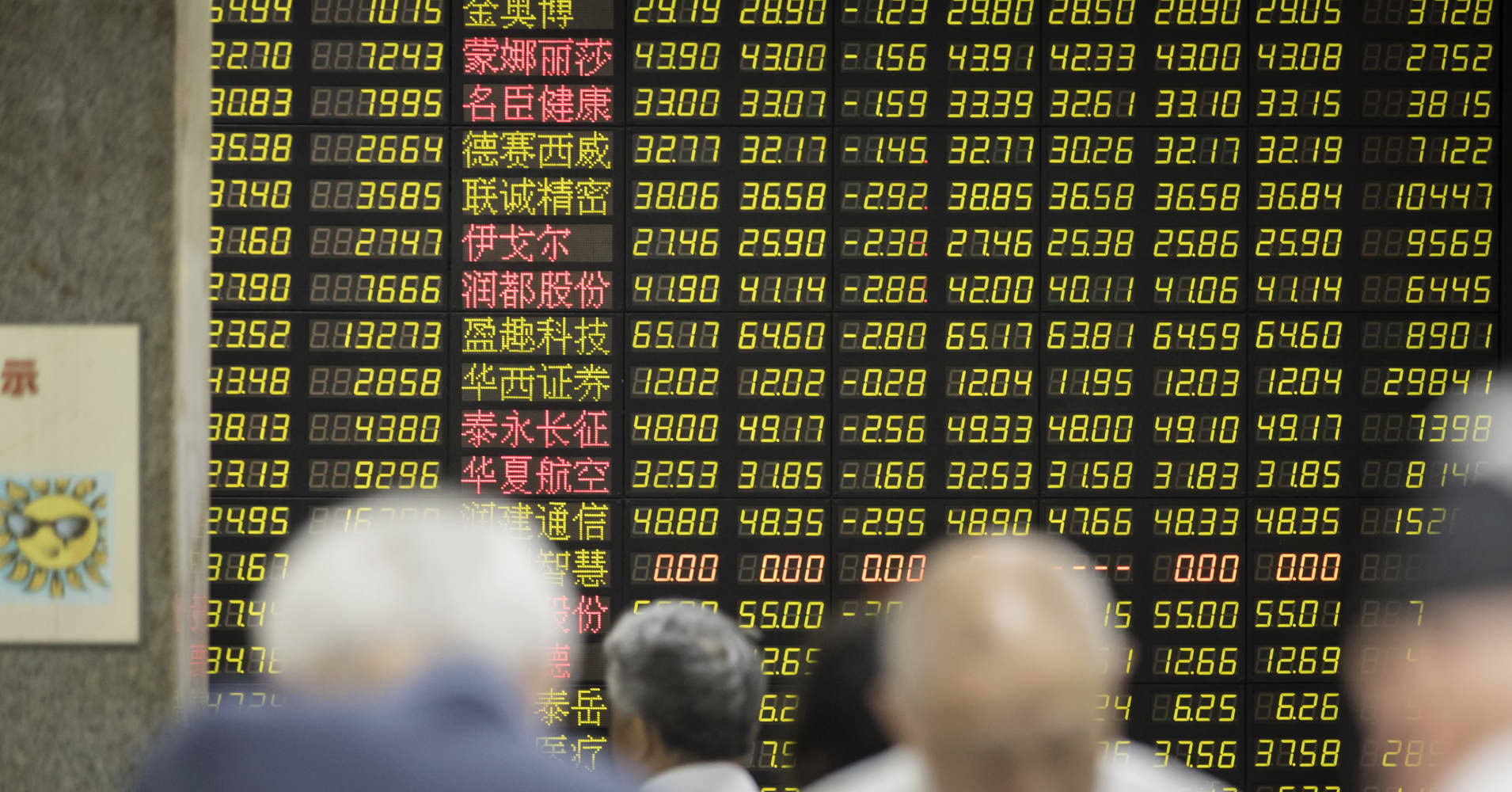 MSCI to quadruple weighting of China A-shares in its global benchmarks