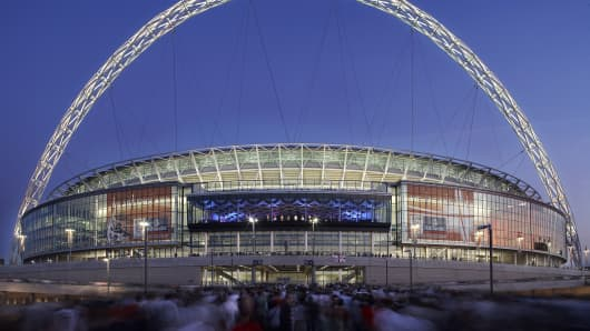 England's Football Association reportedly agrees to sell Wembley Stadium to US billionaire