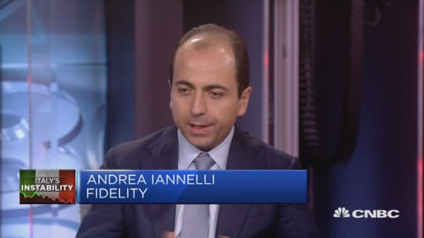 We've been positive on the Italian assets, investor says