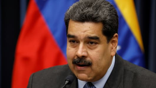 Maduro says Venezuela is breaking relations with US, gives American diplomats 72 hours to leave country