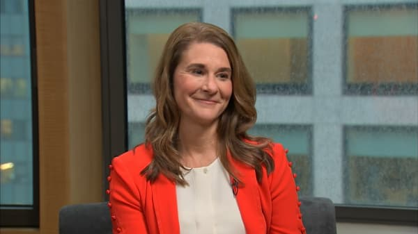 Melinda Gates: How to get more women in tech and why college is too late to start