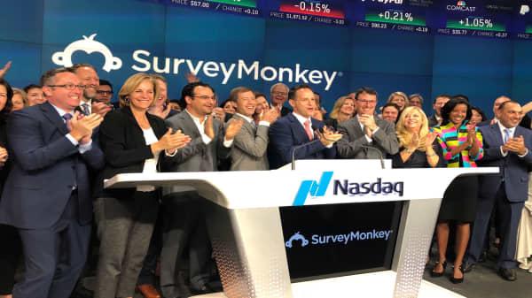 SurveyMonkey aiming to price above IPO range: Sources