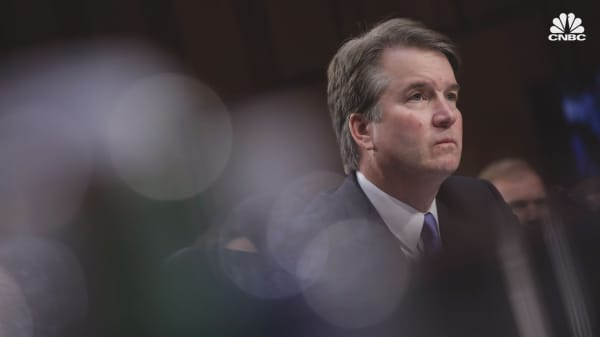 Assault allegations hang over Kavanaugh. Two female senators may decide his fate
