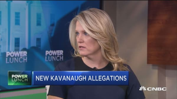 Former Bush staffer: Pre-meditated gang rape allegation against Kavanaugh is 'ridiculous'