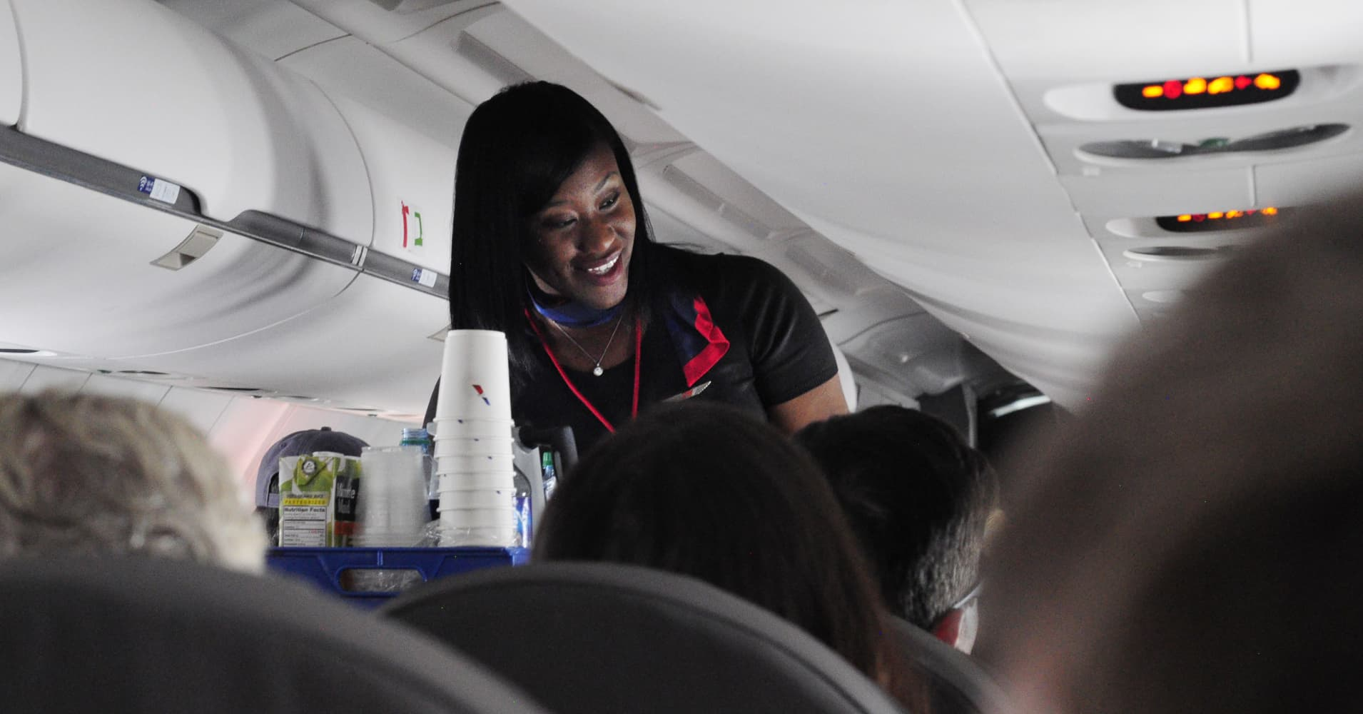 First Bags Now Booze American Airlines Raising Drink Prices