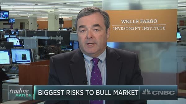 Why one Wall Street veteran sees global growth as biggest risk to bull market