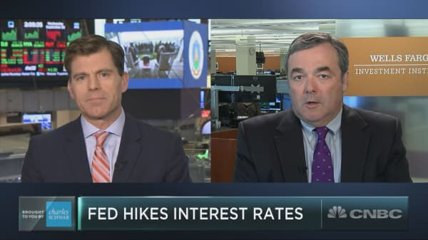 The Fed just raised rates. Now what? Wells Fargo's top market watcher explains