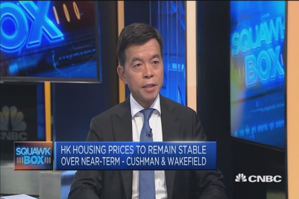 Hong Kong housing price correction expected in 2019: Analyst