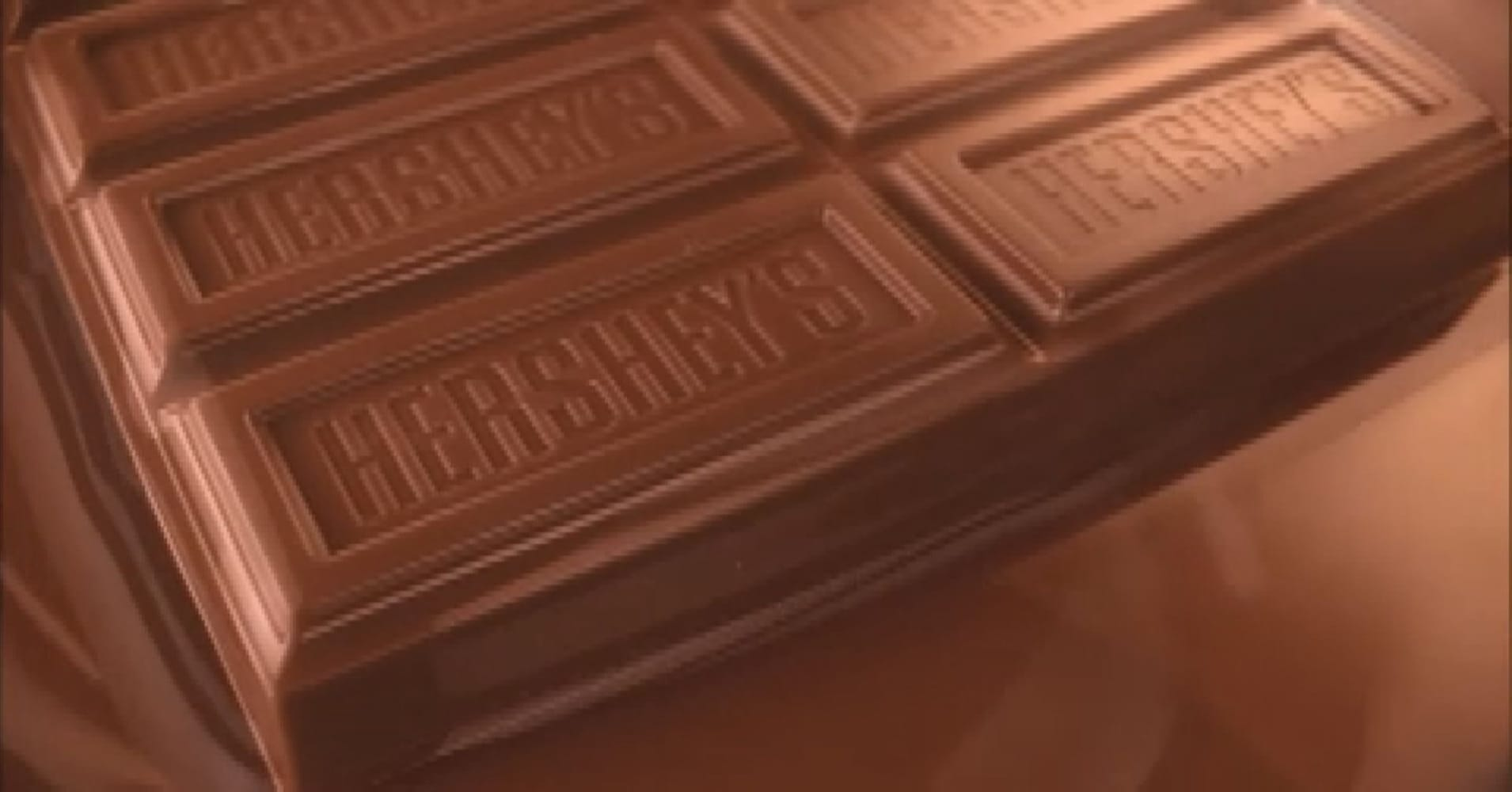 hershey ceo snacking growth is outpacing center of the store growth