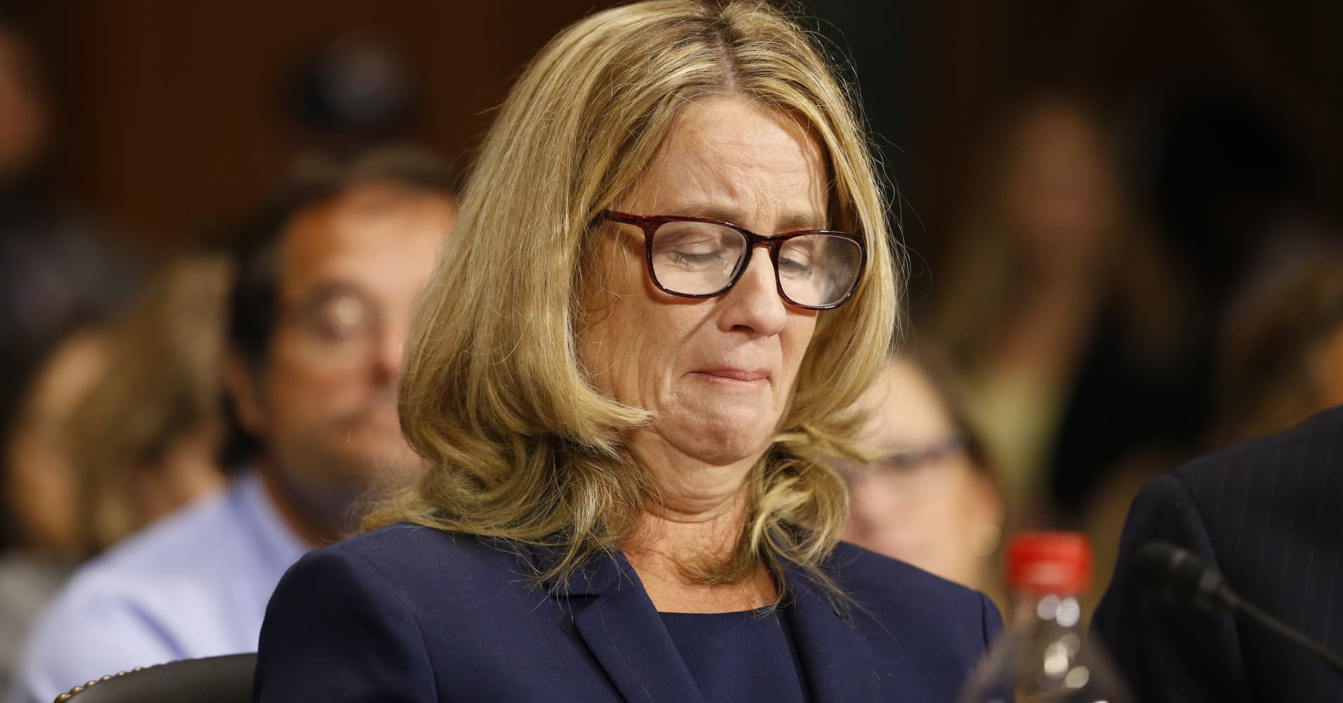 How Christine Blasey Ford's vulnerability shaped her credibility