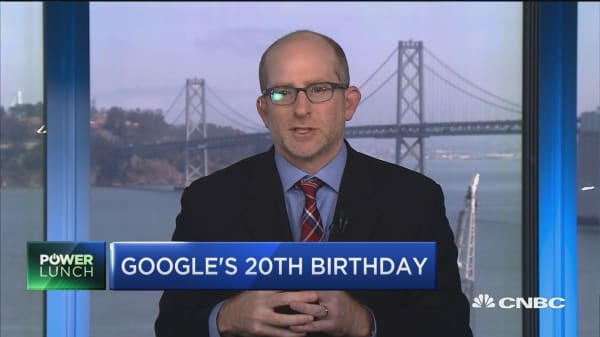 Next 20 years for Google go beyond search, says analyst