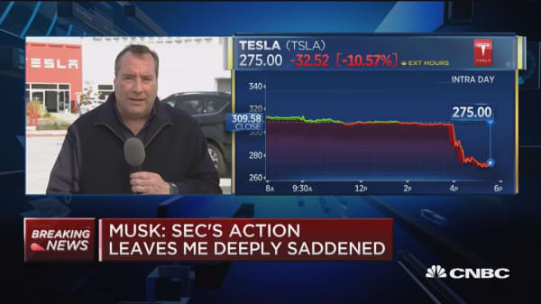 The facts will show I never compromised my integrity in any way: Musk