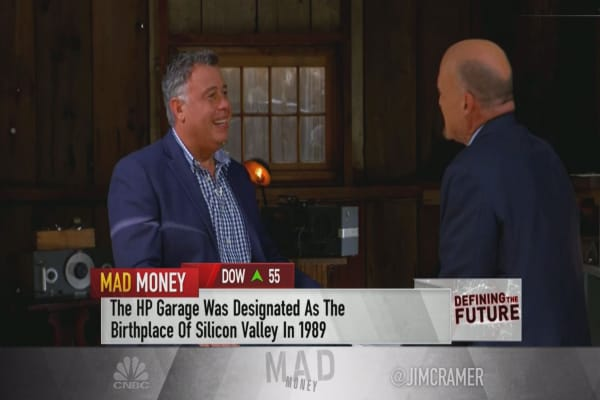HP Inc. CEO discusses importance of trust from 'the epicenter of innovation'