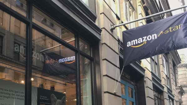 Here's a look inside Amazon's store that only sells its most popular products