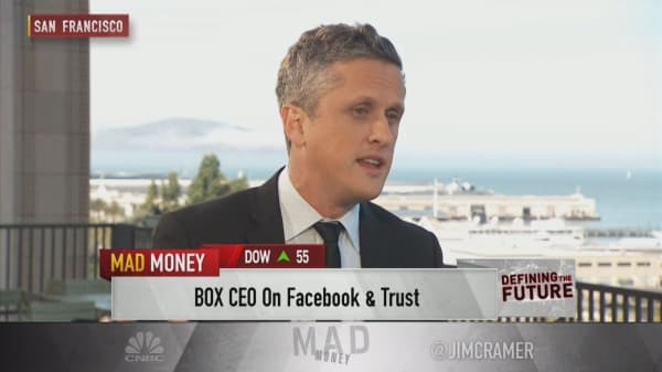 Box CEO: Tech industry needs '21st-century' regulation