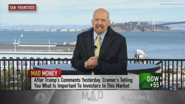 Cramer on Trump's Canada jab: This is no longer the art of the deal, but 'the art of destruction'