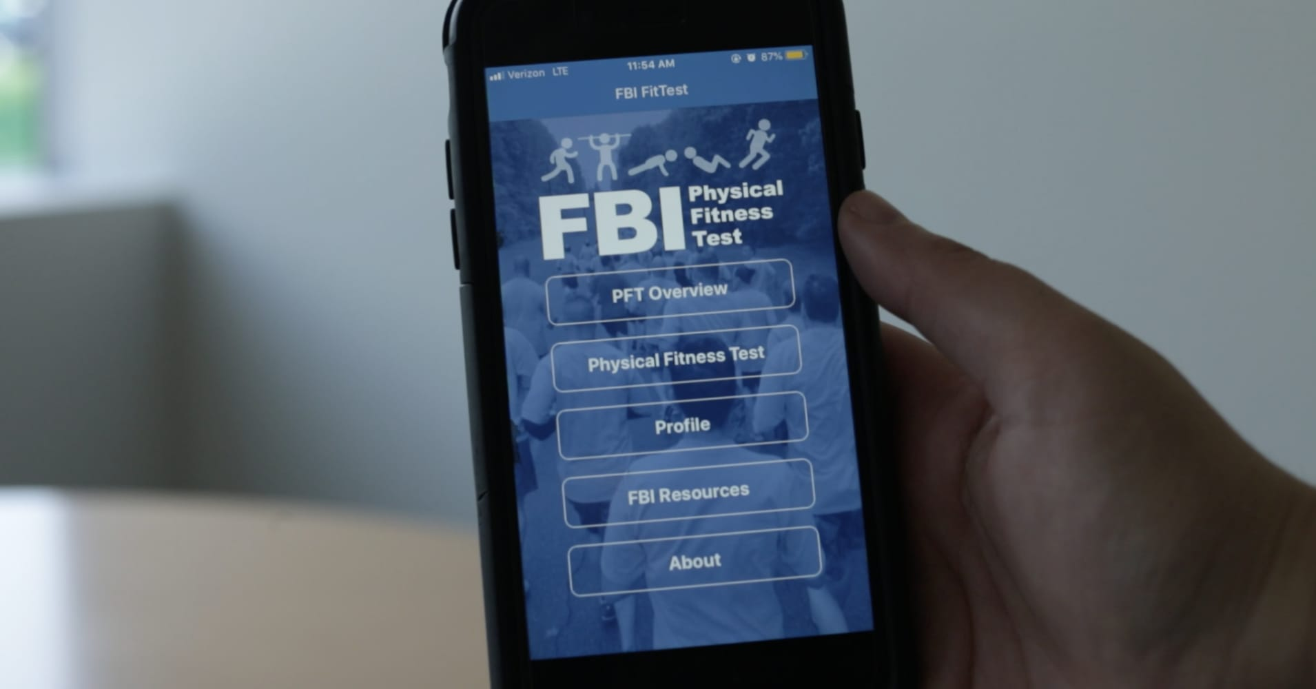 FBI fitness app asks users to agree to 'all of their activities monitored and recorded'