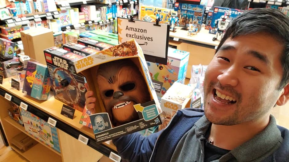 Why I don't plan on shopping at Amazon's newest brick and mortar store again